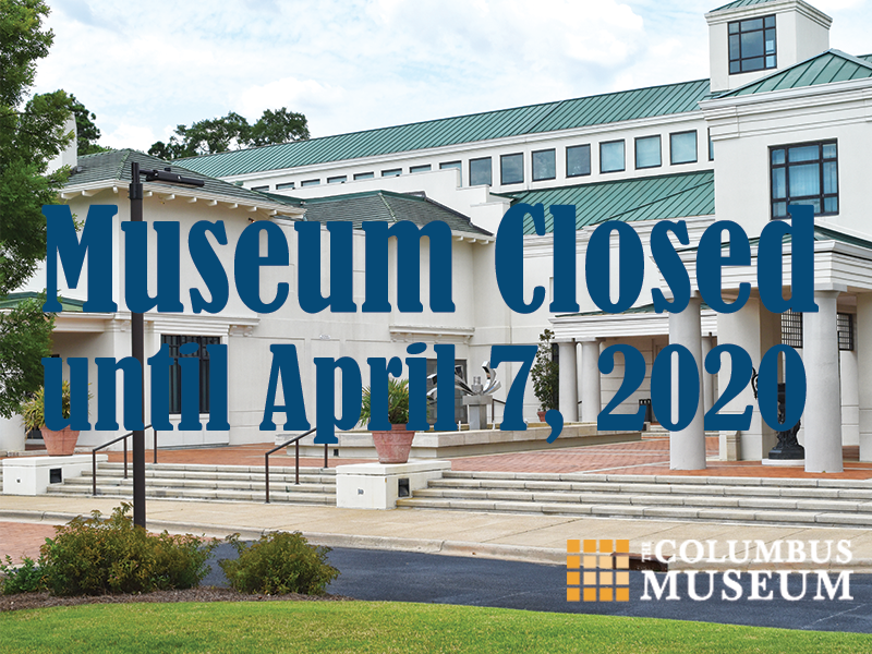 MUSEUM CLOSED TEMPORARILY