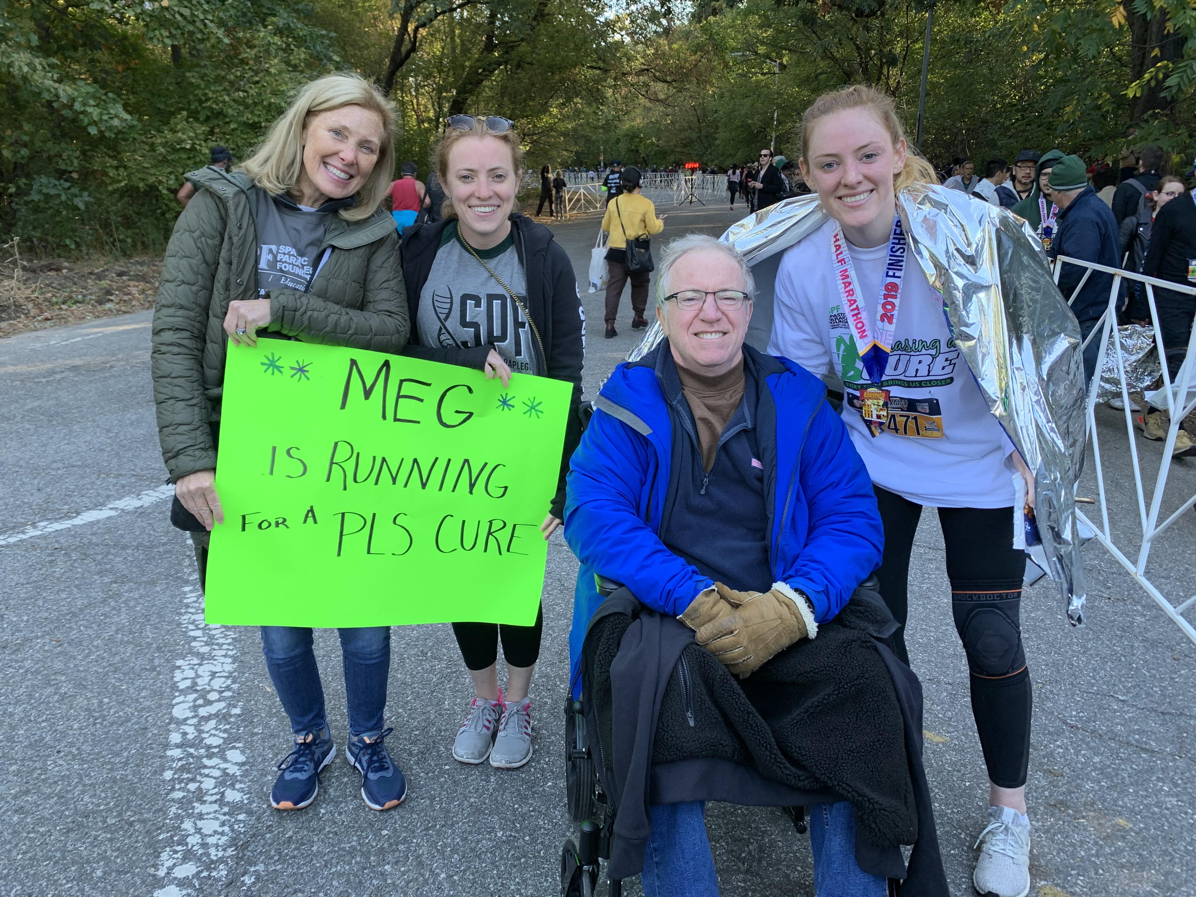 Meg Marren raised $36000