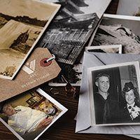 Charles Hauptman WWII memorabilia