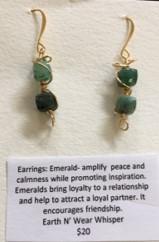 A Friend Indeed Earrings