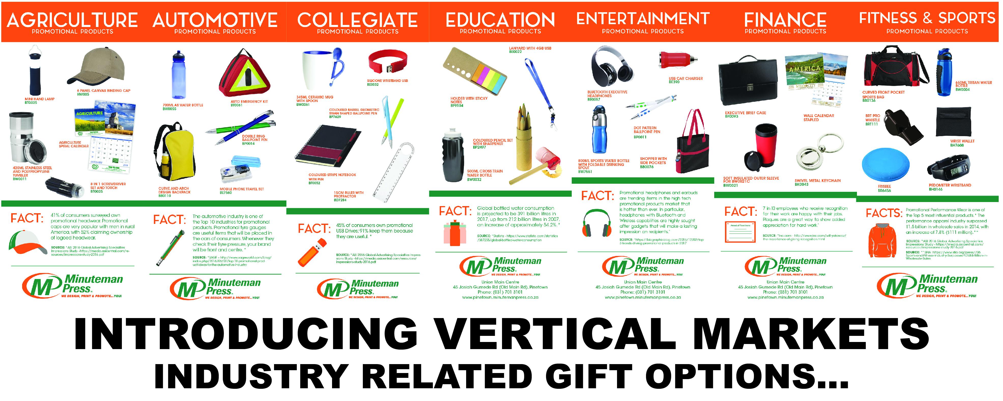 Vertical Markets