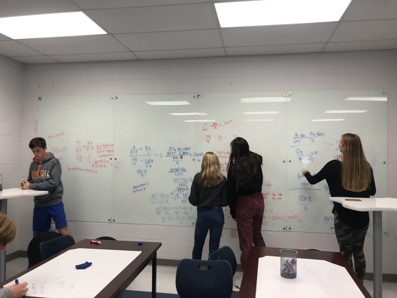 The Thinking Classroom