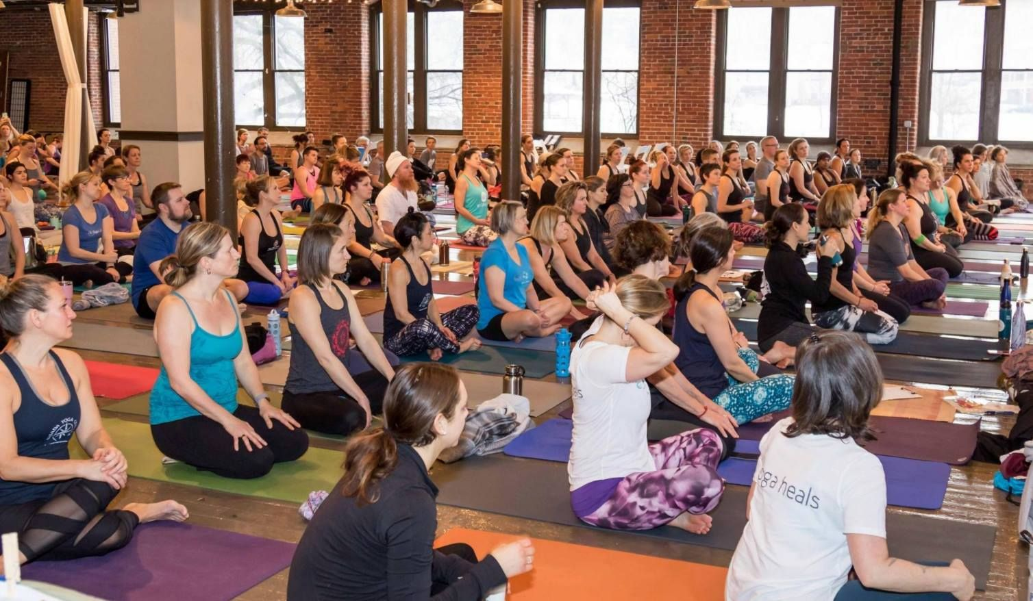 SATYA strives to bring yoga's benefits to all.