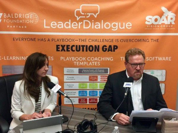Jennifer Strahan and Ben Sawyer of SOAR Vision Group