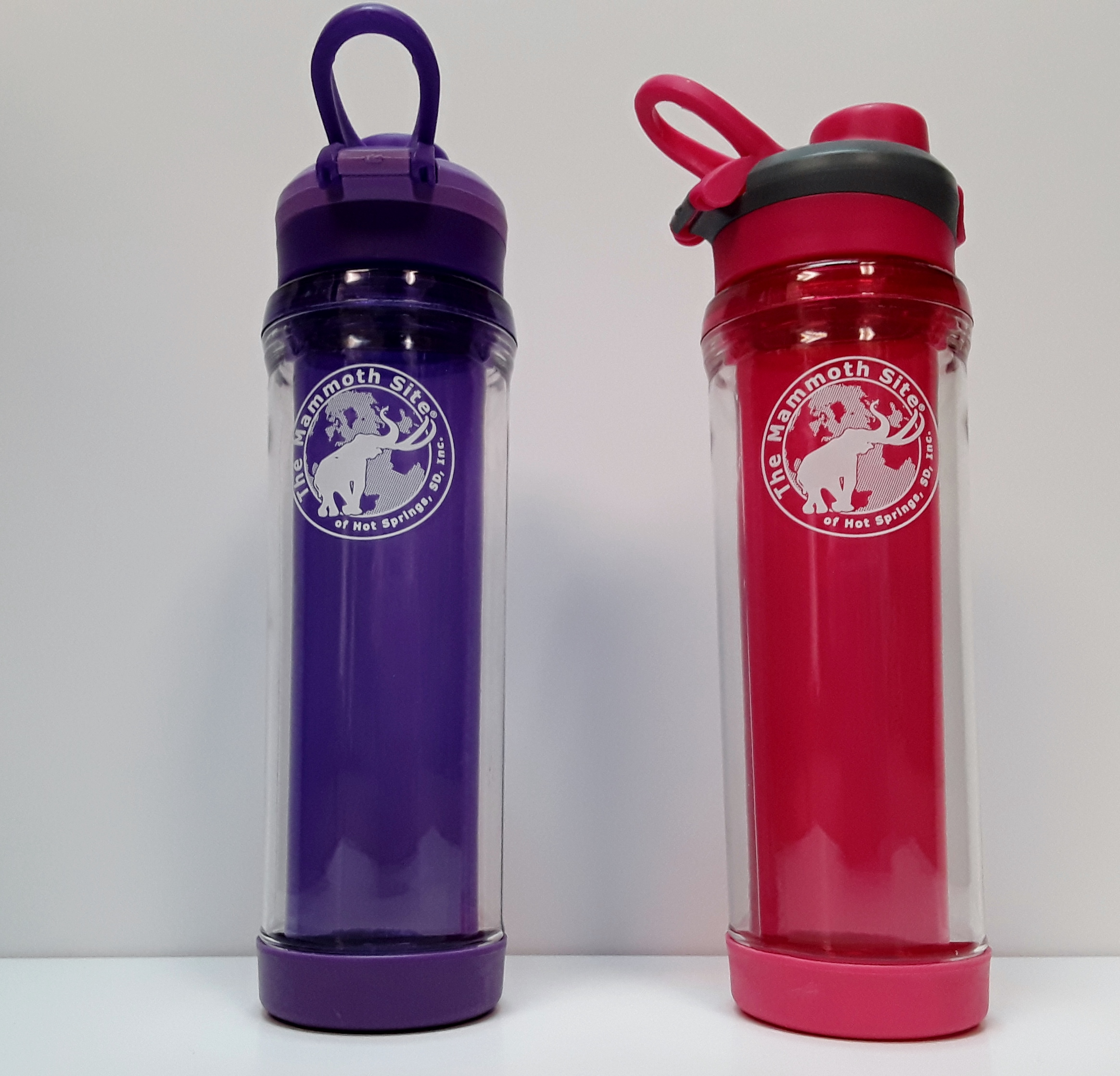 15 oz Mammoth Site Water Bottles