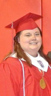 Shayla Smith - Gholson High School Graduate