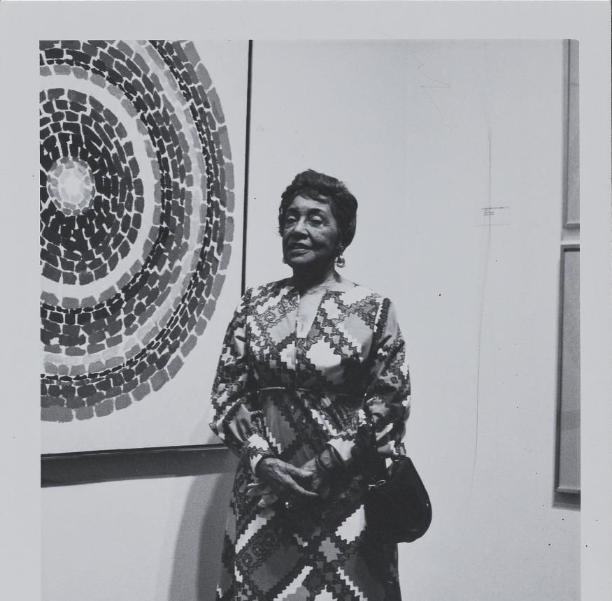 The Under Known History of Alma Thomas, In Print and On View