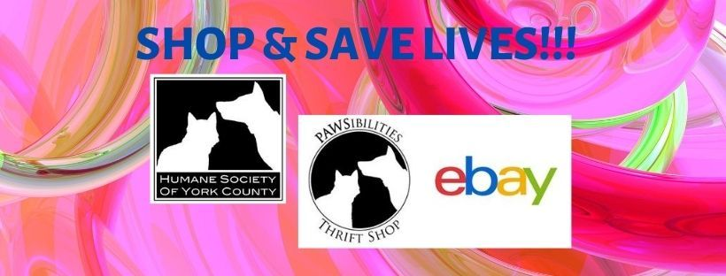 Shop to Save a Life!