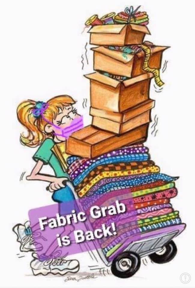 Seeking Volunteers for Fabric Grab!