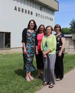 Auburn Board of Public Works – looking ahead as they supply utilities to their customers