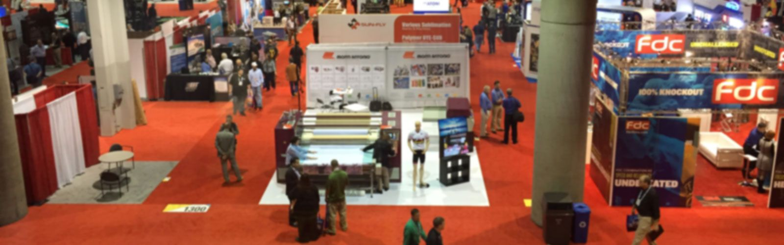 Tradeshow Graphics and Displays