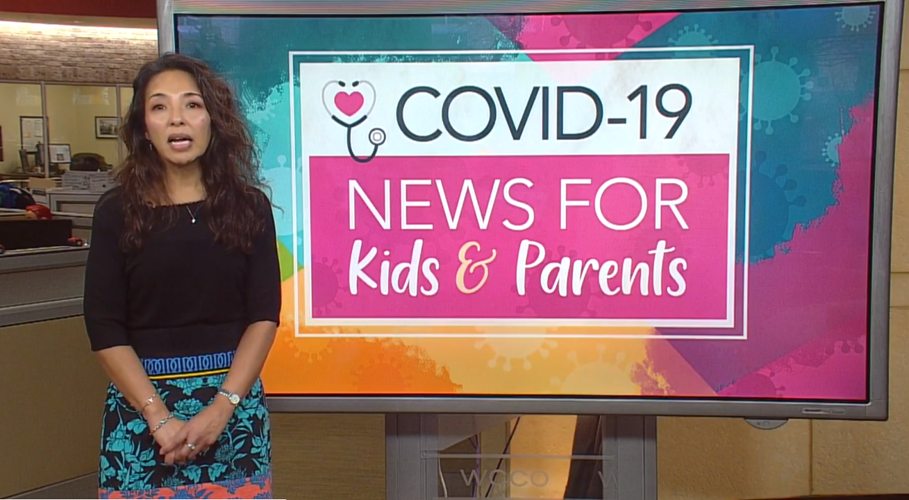 Medical Director Dr Gigi Chawla on WCCO:  Social Isolation and the Power of Reading with Kids