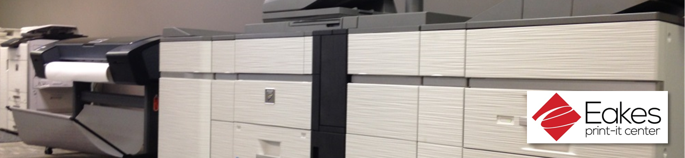 Production Copiers and Banner Printer