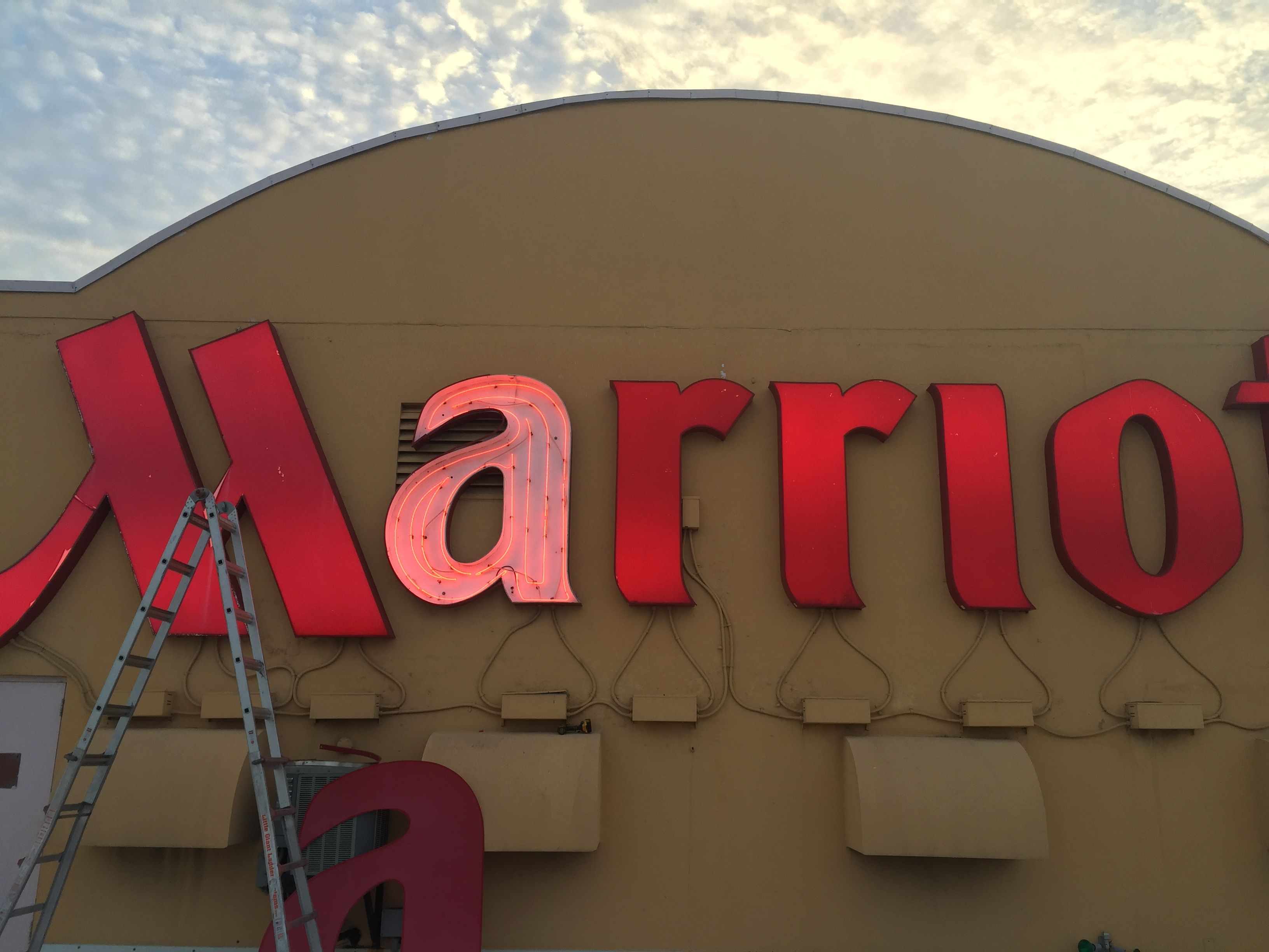 Sign Repair & Maintenance
