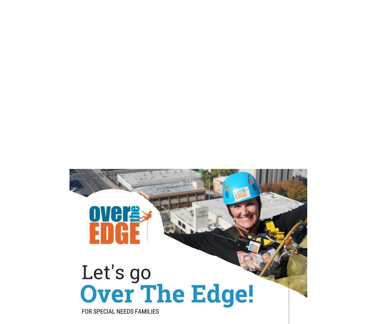 Let's Go Over the Edge!