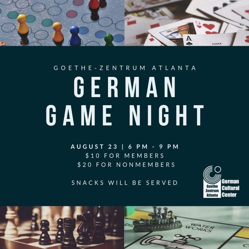 German Game Night