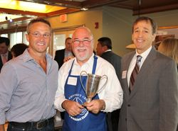 Business Breakfast Challenge Raises Over $12,000 For The Kennedy Center