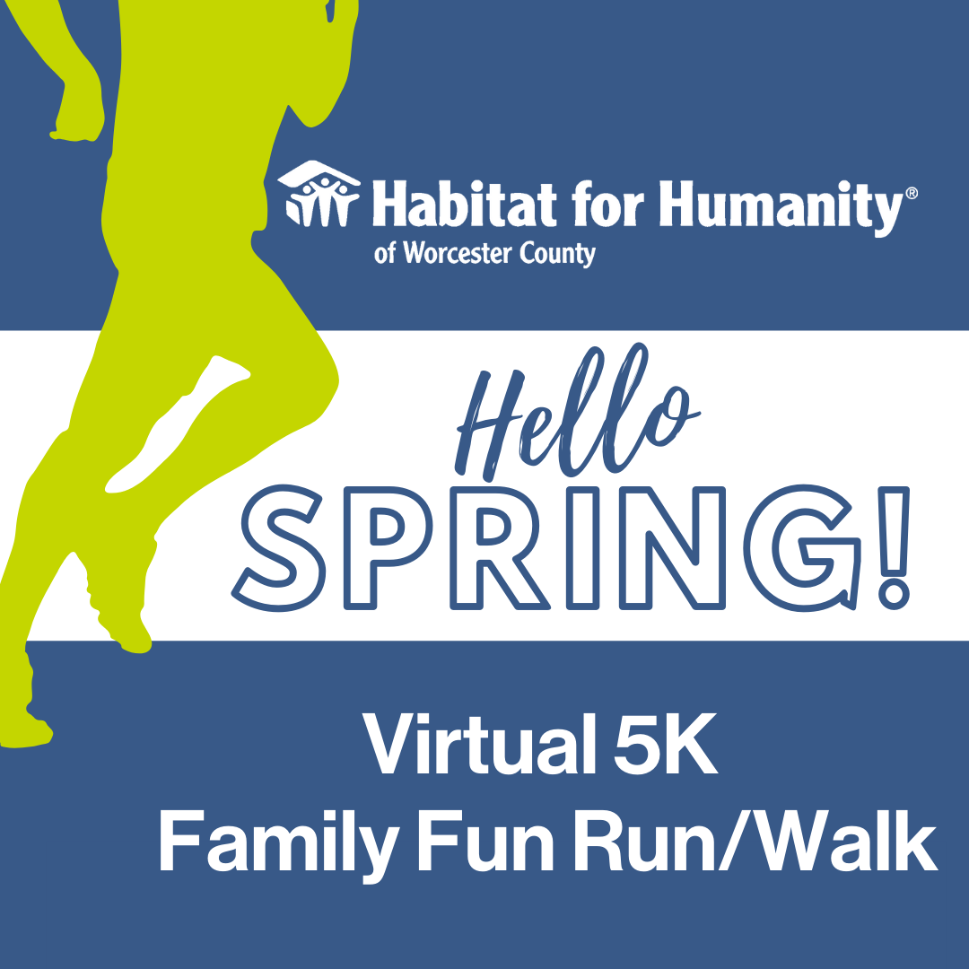 Registration open for Hello Spring! Virtual 5K Family Fun Run/Walk