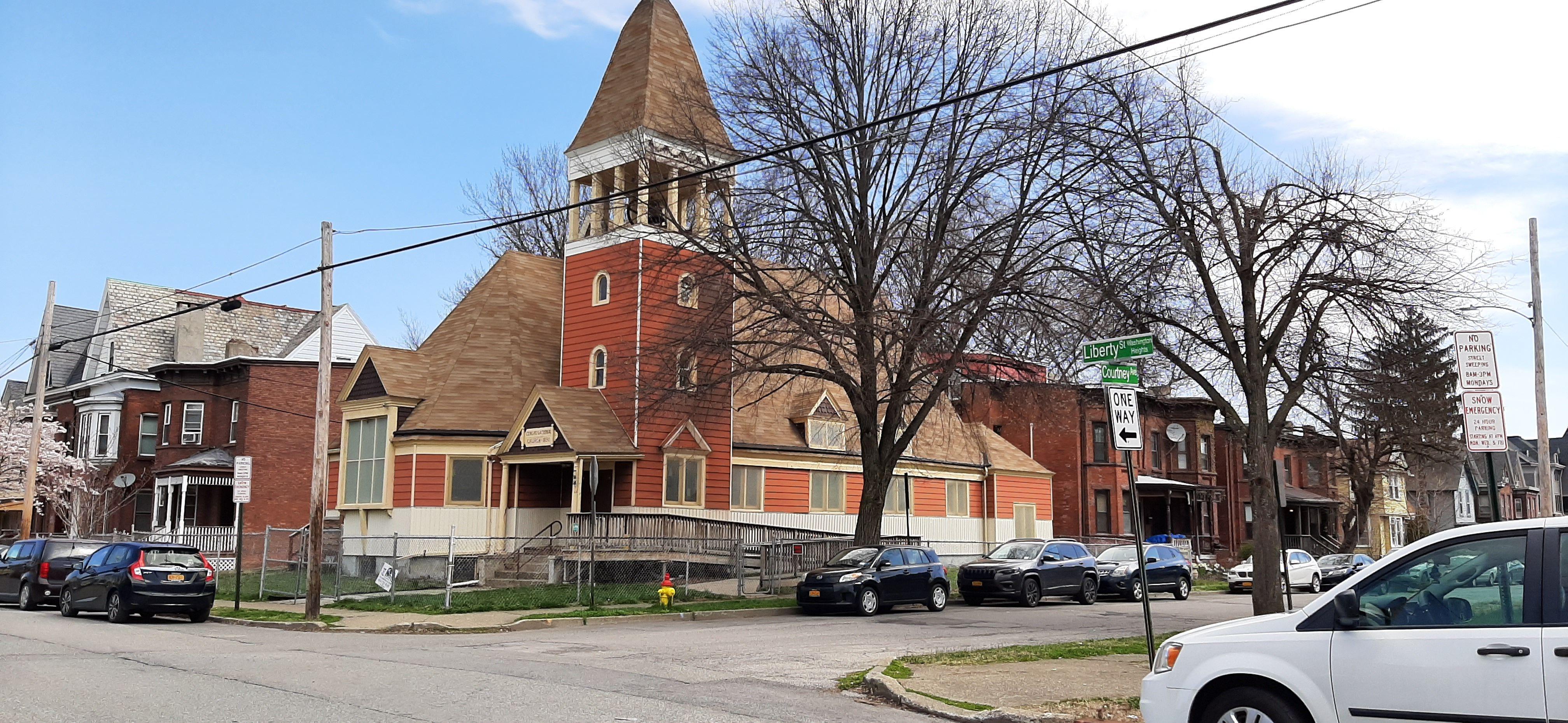 Virtual Walk for Housing Stop #5 First Congregational Church