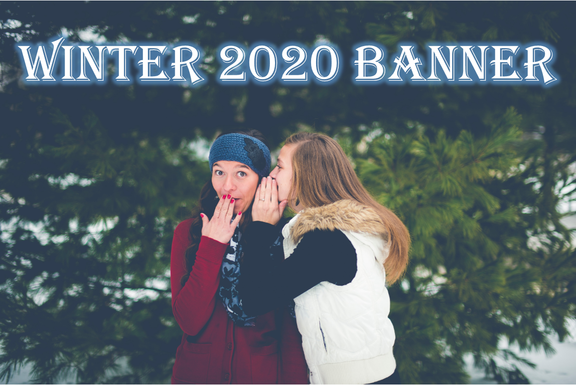 Winter Recreation Banner