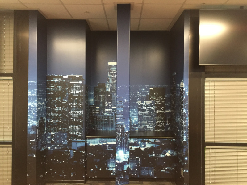 Office Vinyl Wall Graphics | City of Industry CA
