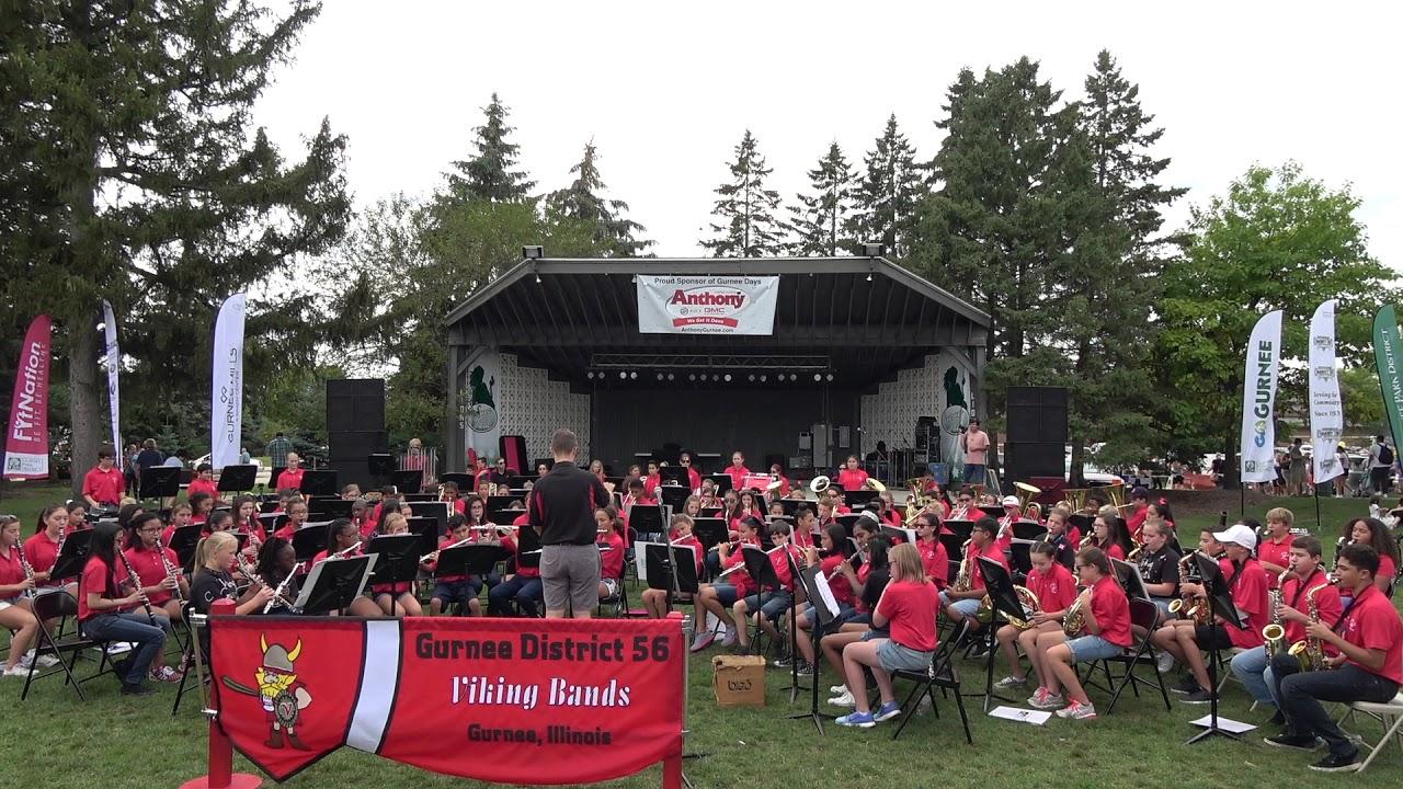 Viking School Band Concert