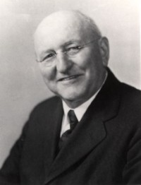 Edgar Helms, Founder of Goodwill International