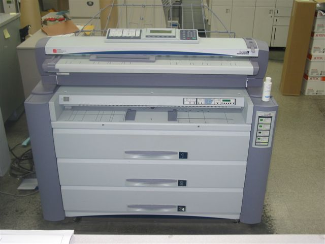 Xerox Digital Scanner & Printer (721)