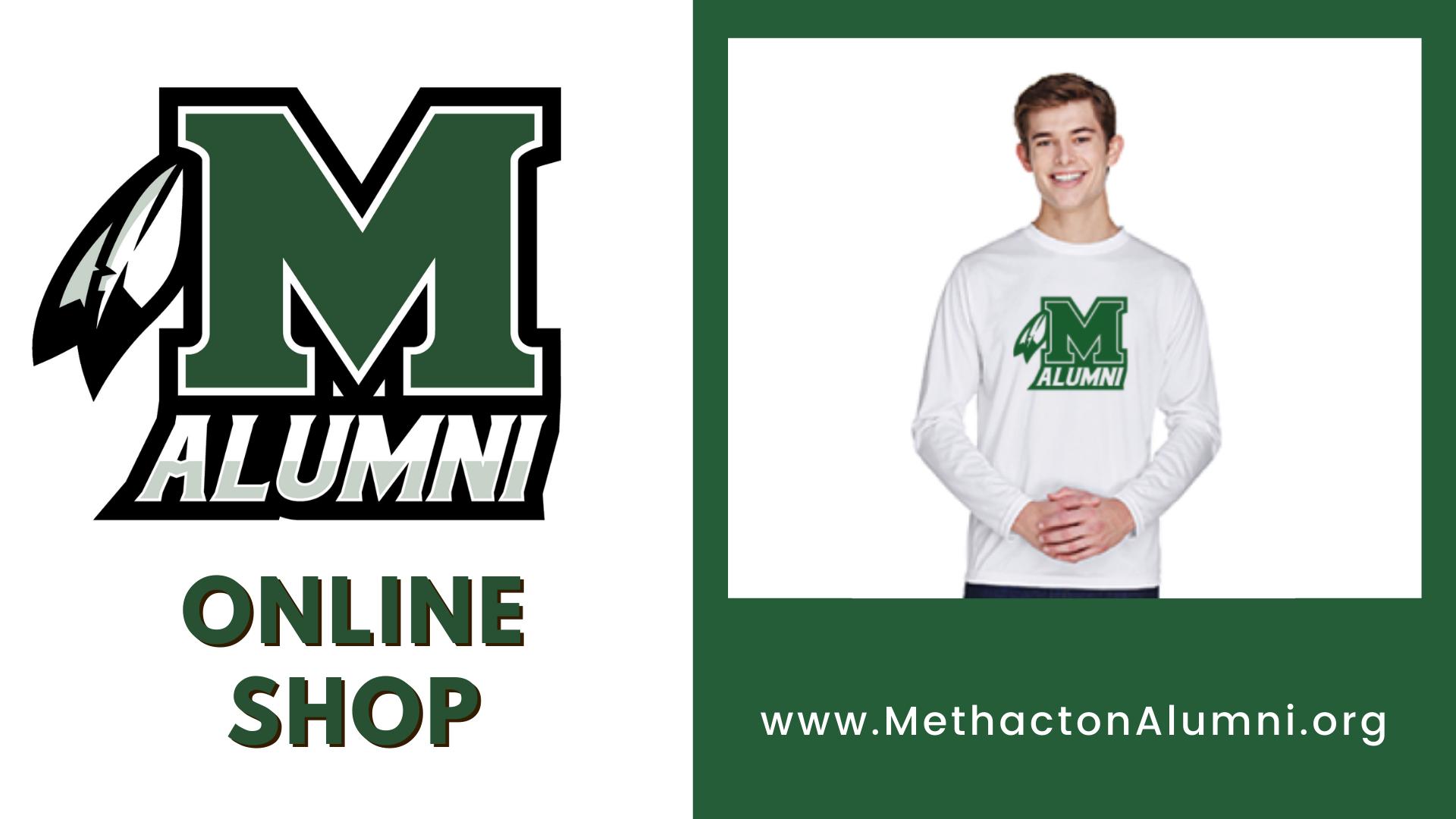 Methacton Alumni Shop Now Open