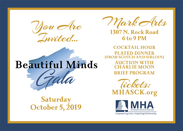 Join us for MHA's 3rd annual Beautiful Minds Gala