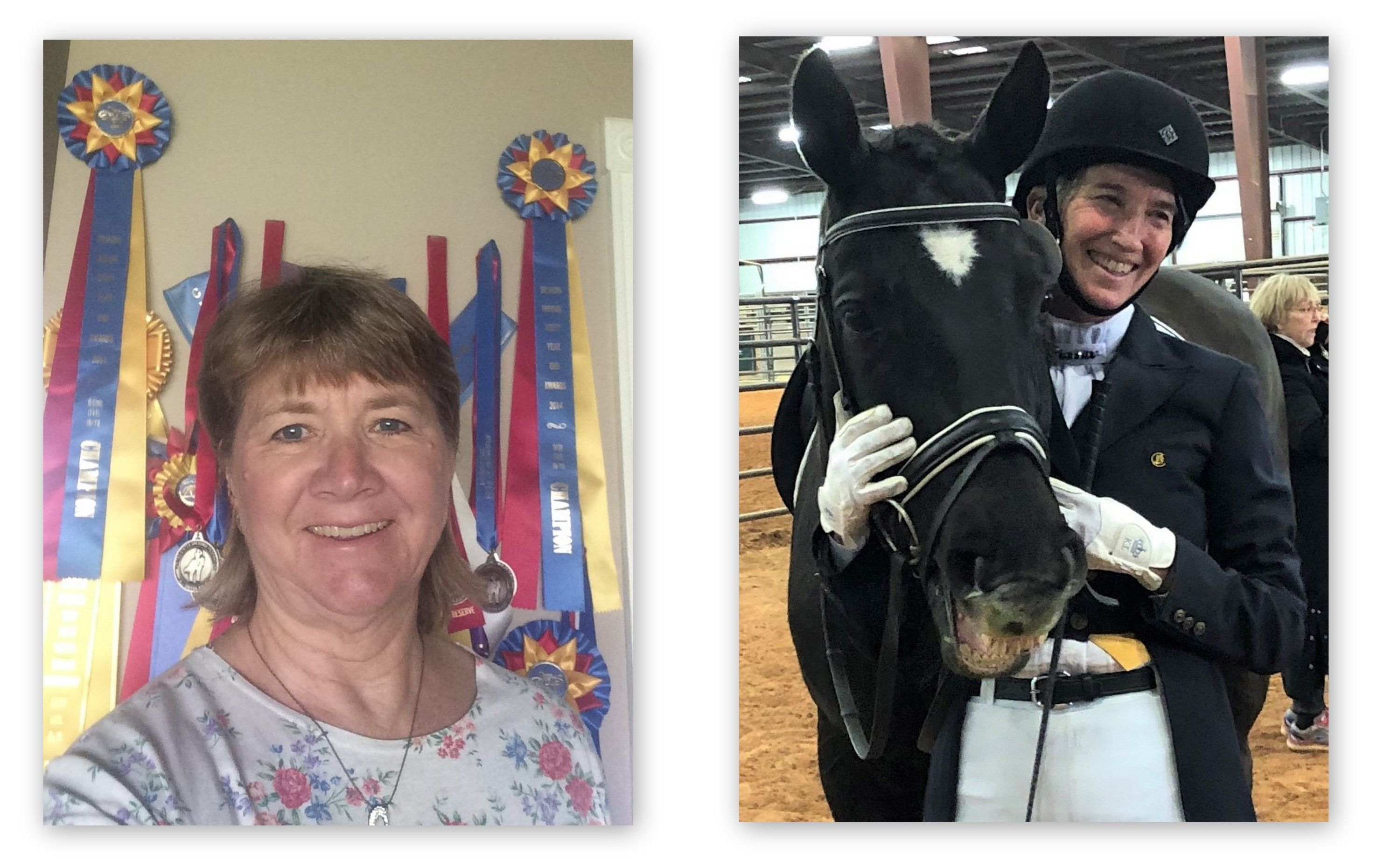 Evie Tumlin Fund Grants Awarded to Two Adult Amateur Riders