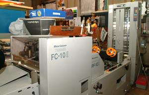 Horizon MC-80 / SPF10 / FC10 / Stacker