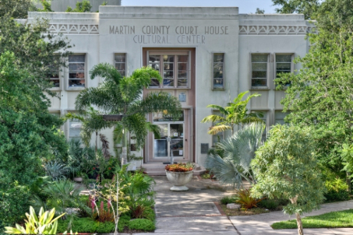 Martin County Court House Cultural Center