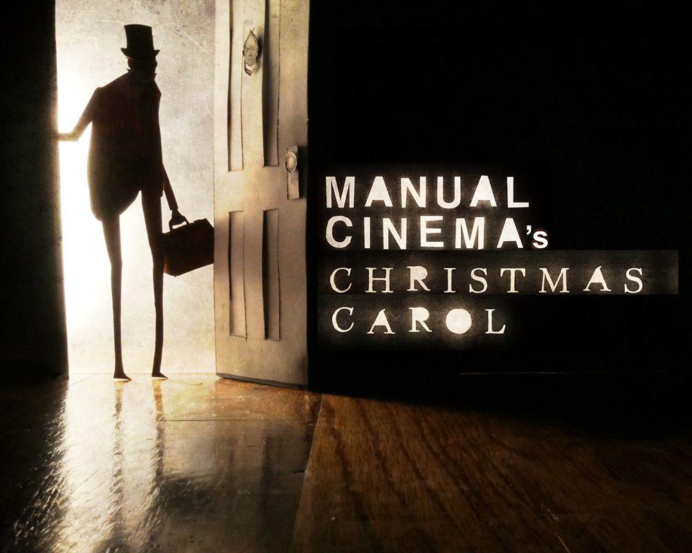 Livestream Event: Manual Cinema's Christmas Carol