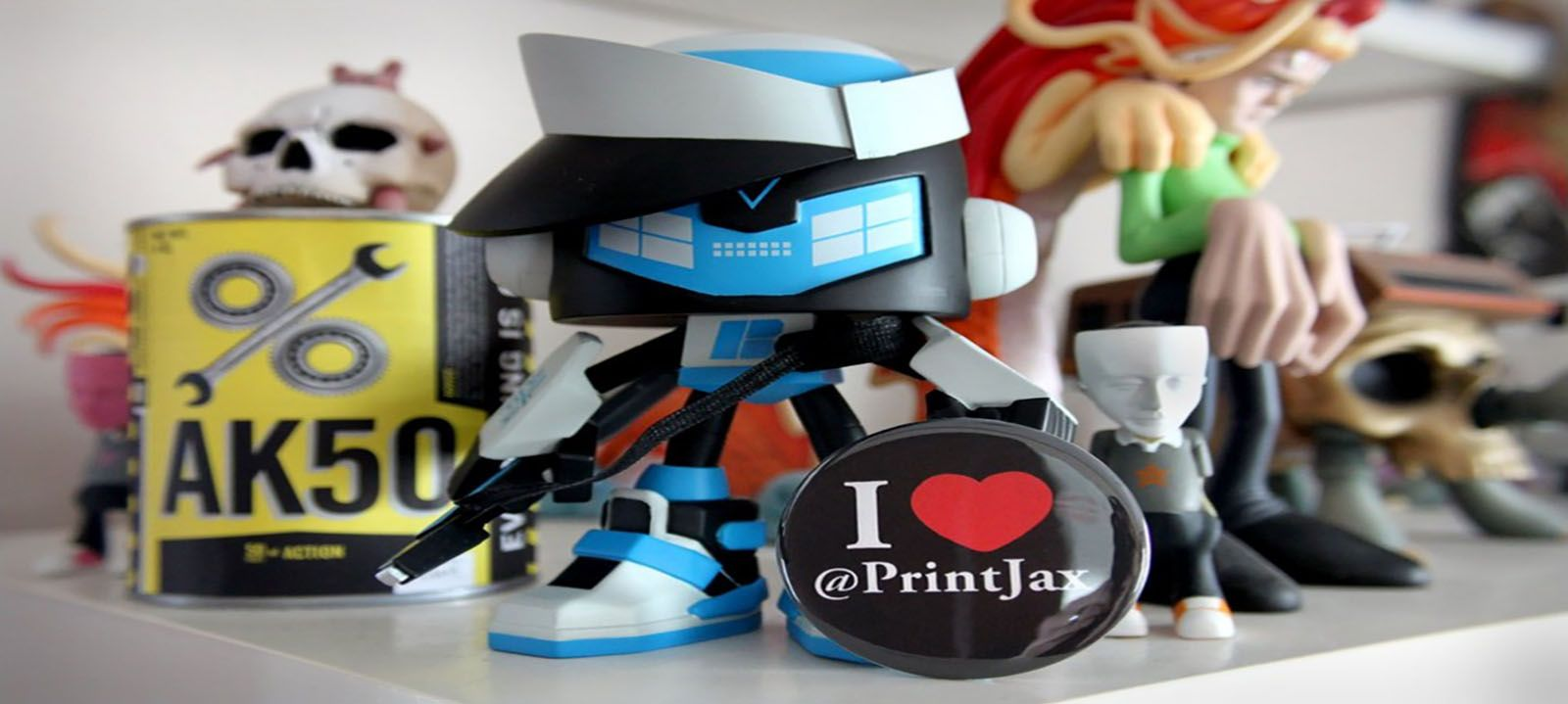 I Love PrintJax