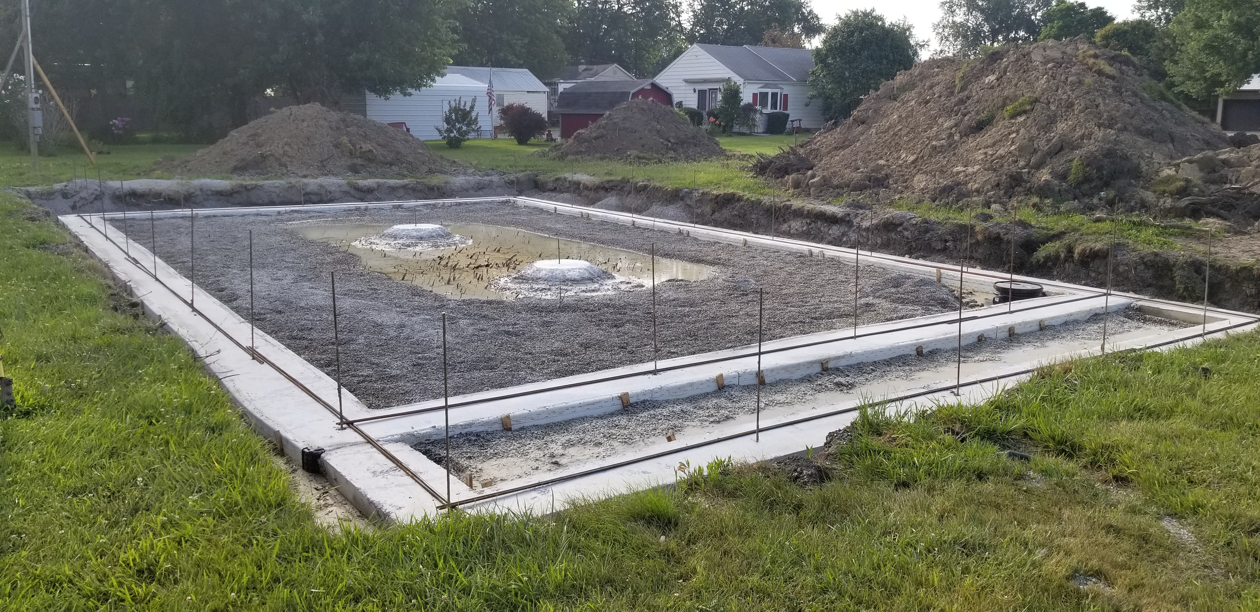 2019 Project at 910 Zenobia Street, Wauseon