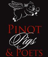 Pinot, Pigs & Poets Logo