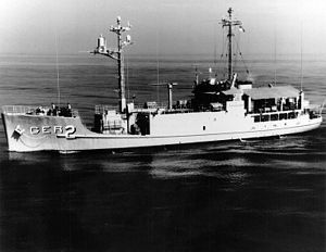 1968: North Koreans captured USS Pueblo.