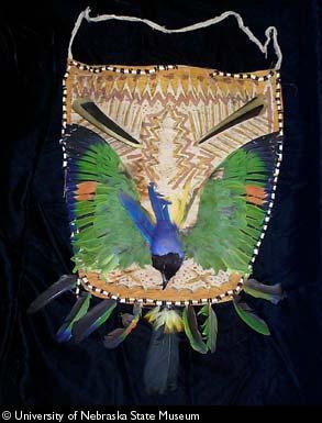 Peru Maina Chest ornament