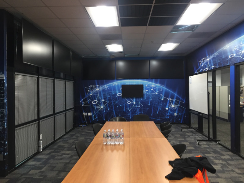 Office Wall Graphics | Los Angeles and Orange County CA