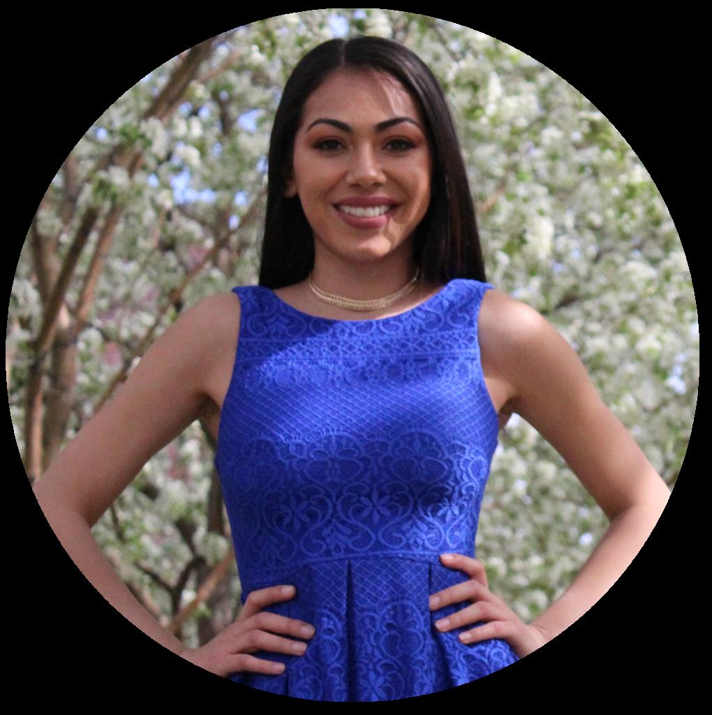 Georgetown Biomedical Graduate Program Scholarship Recipient Adriana Gomez