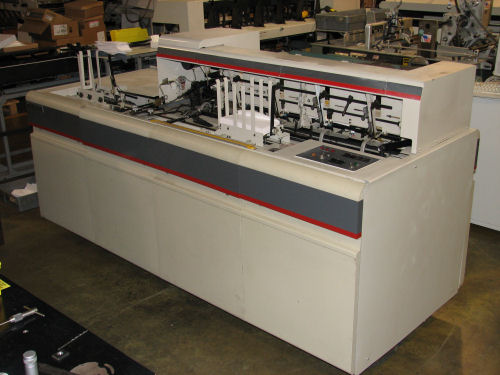 Phillipsburg Mailstar 400 4 station Mail Inserter