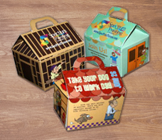 Request an estimate for printing packaging / specialty boxes.