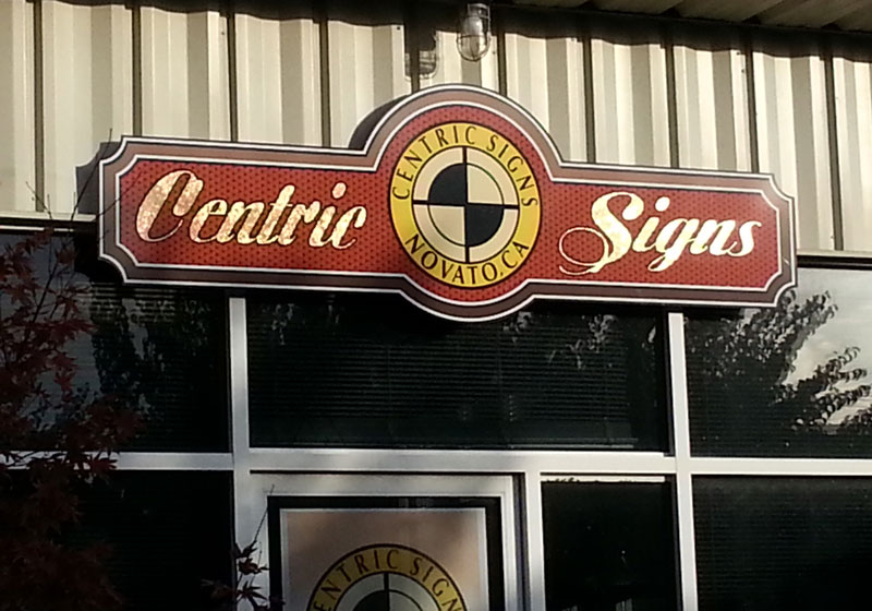 Centric Signs