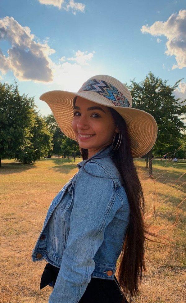 Natalia Rahim, 18 Years