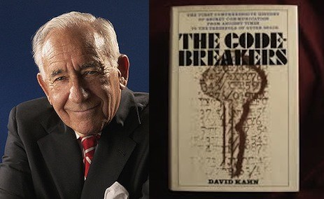 1930: David Kahn, noted cryptologic historian was born.