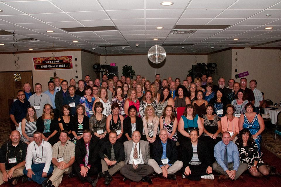 It's No Bull. 30th Reunion June 15, 2013: Group Photo