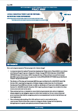 Local Climate Action Plans in Vietnam: Improving from Experience
