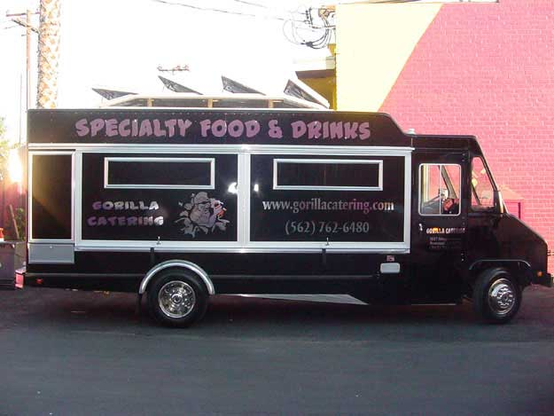 CATERING TRUCK RTA