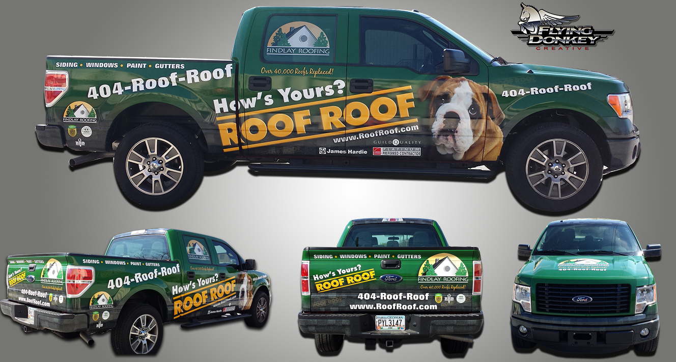 Product Gallery | Vehicle Wraps | Fleet Wraps | HDU Signs | Outdoor